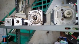 Bosch Rexroth servo motorun tamiri