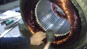 Çanakkale endüstiyel dc motor Sarımı